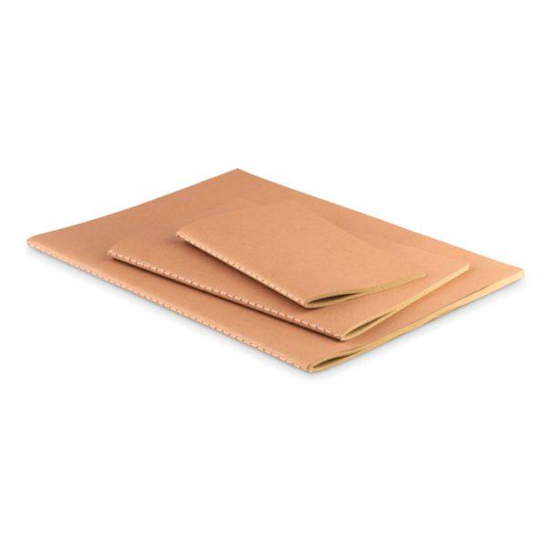 Poznámkový blok z recyklovaného papíru A5