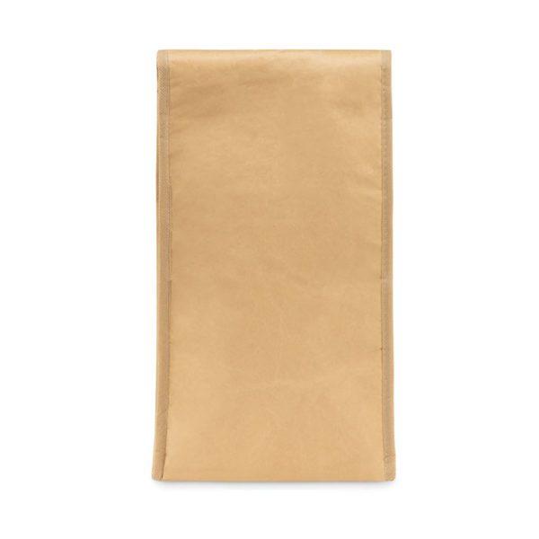 Obědový sáček ze tkaného papíru