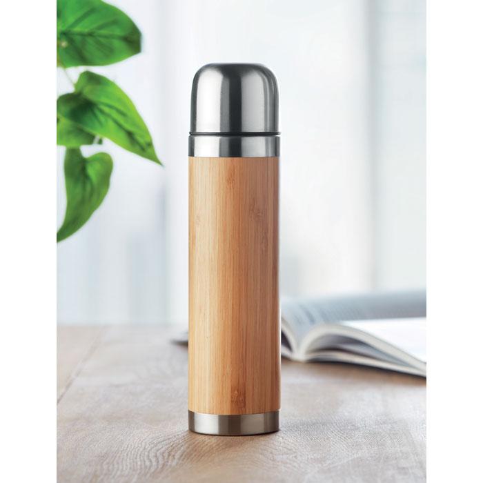 Bambusová termoláhev