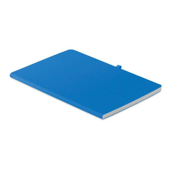 A5 zápisník s měkkými deskami RAINBOW