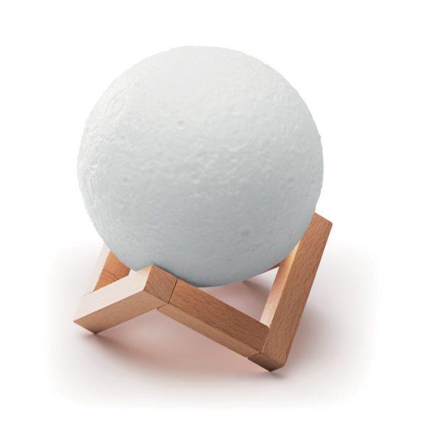 Bluetooth reproduktor ve tvaru Měsíce LUNE
