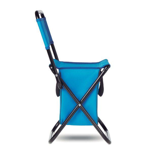 Skládací židlička s chladícím batohem SIT & DRINK