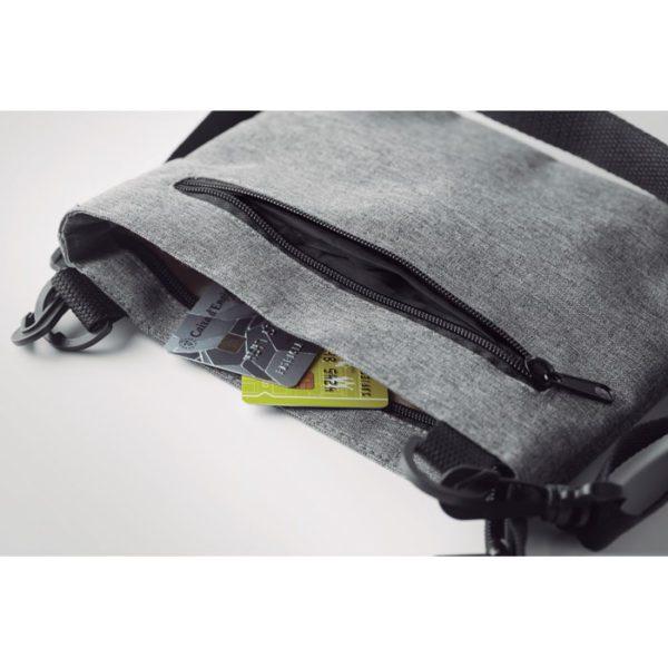 Cestovní taška s ochranou RFID MANAOS