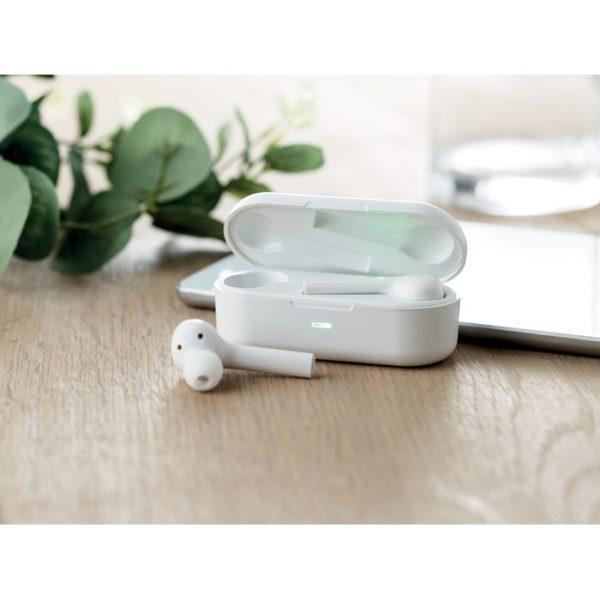 Nabíjecí bezdrátová sluchátka FUNK