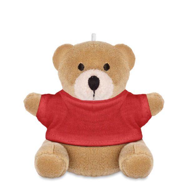 Plyšový medvěd na klíče NIL