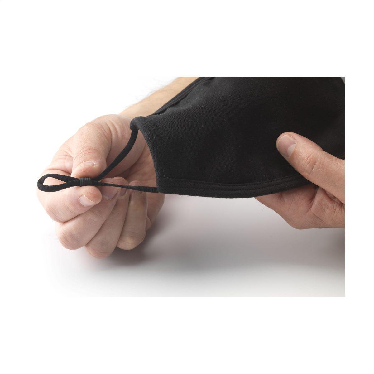 bavlněná rouška s vnitřní kapsou s vlastním potiskem