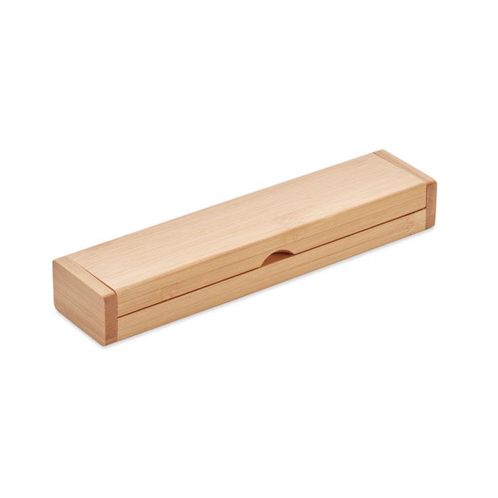 Propiska v krabičce z bambusu ETNA