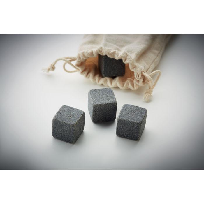 4 chladící kameny v sáčku ROCKS