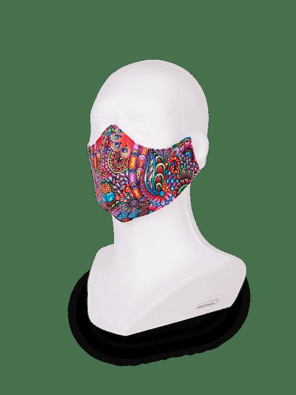Roušky profilovaná polyester-bavlna s vlastním potiskem