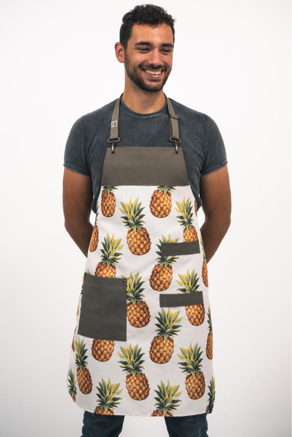 kuchyňská zástěra ve vlastním designu