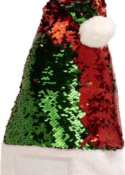 Vánoční čepice SEQUINS