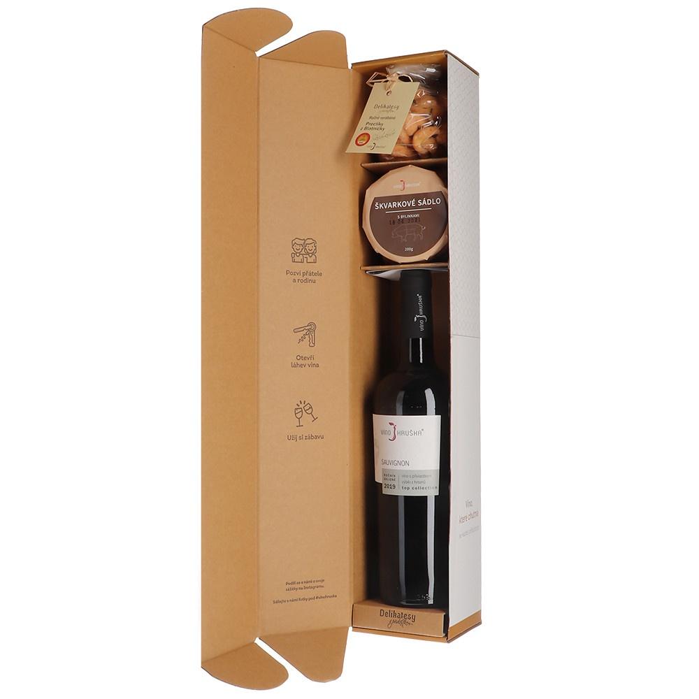 dárkové sady s vínem XXL