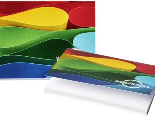 Samolepicí post-it bločky s měkkými deskami Sticky-Mate®