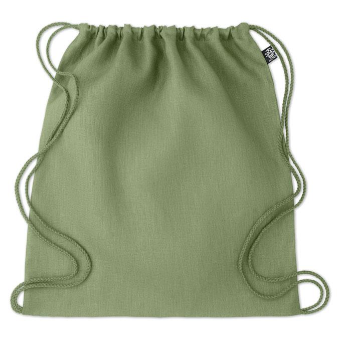 Stahovací batoh z konopí NAIMA BAG