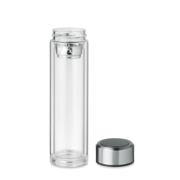 Termoska s dotykovým teploměrem POLE GLASS