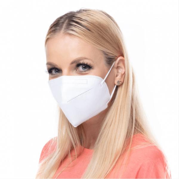 respirátor FFP2/KN95