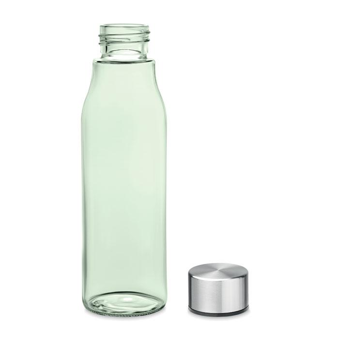 Skleněná láhev na pití s vlastním potiskem 500ml VENICE