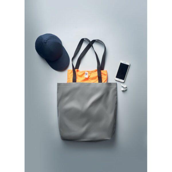 Reflexní nákupní taška VISI TOTE