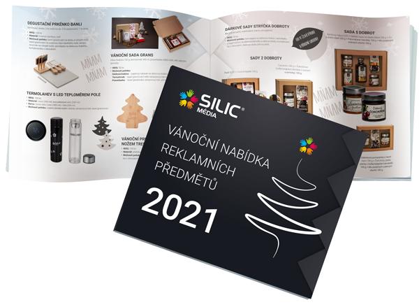 vánoční katalog reklamních předmětů 2021